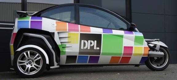 DPL Europe BV